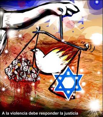 Israel debe ser juzgado por la Corte Penal Internacional