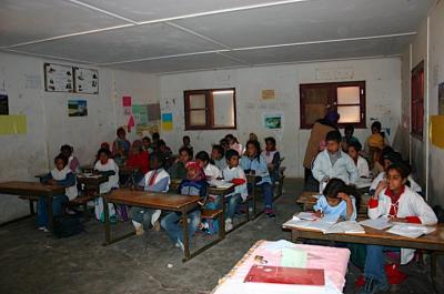 El derecho a la educación en los campamentos de refugiados saharauis