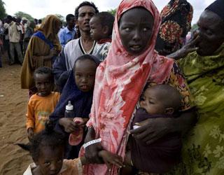 Refugiados: Somalia
