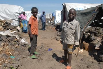 Refugiados: R.D. Congo