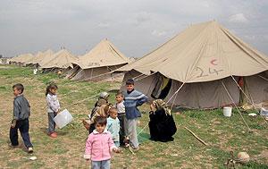 Refugiados: Irak