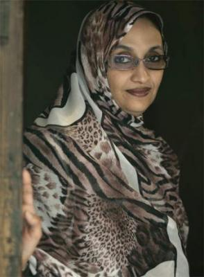 Aminatou Haidar detenida en El Aaiún
