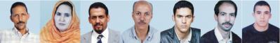 Saharauis presentados ante tribunal militar marroquí