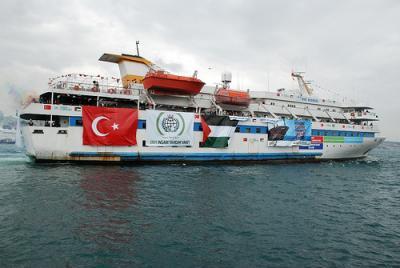 """Ataque israelí a la """"Flotilla por la Libertad"""""""