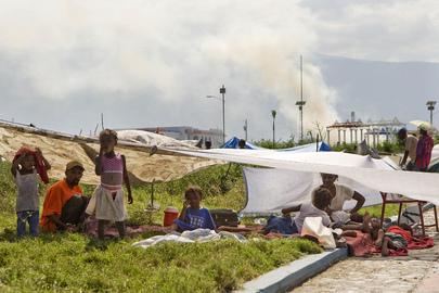 Haití, seis meses después