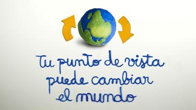Ayudar a cambiar el mundo en un minuto