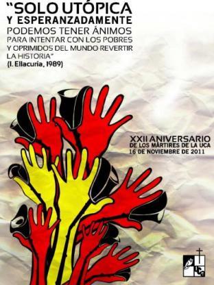 22º aniversario de los asesinatos de la UCA