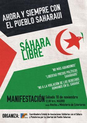 Shukran: noticias sobre el Sáhara (octubre 2012)