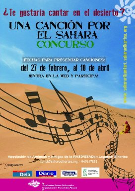 Shukran: noticias sobre el Sáhara (marzo 2013)