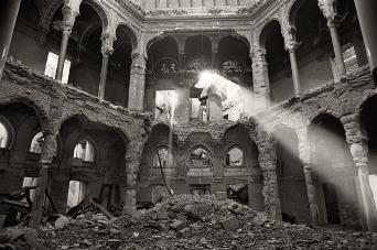 Bibliotecas en tiempos de guerra