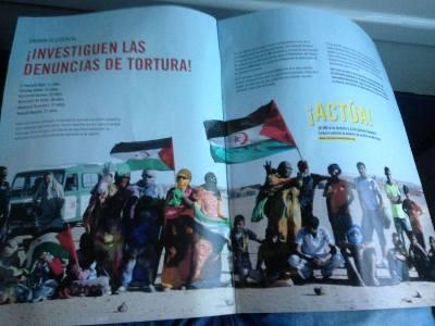 Shukran: noticias sobre el Sáhara (julio 2013)