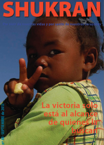 Shukran: noticias sobre el Sáhara (septiembre 2013)