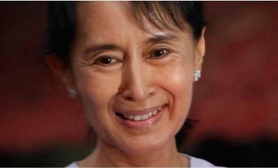 Suu Kyi, 23 años después sigue defendiendo las libertades en Birmania