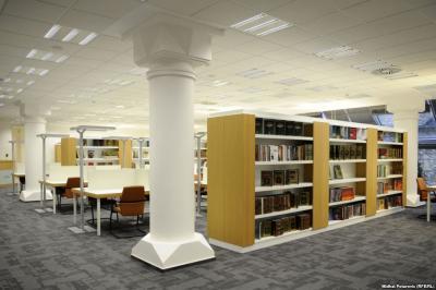Recuperación de la biblioteca nacional de Sarajevo